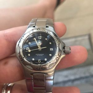 TAG Heuer kirium quartz watch